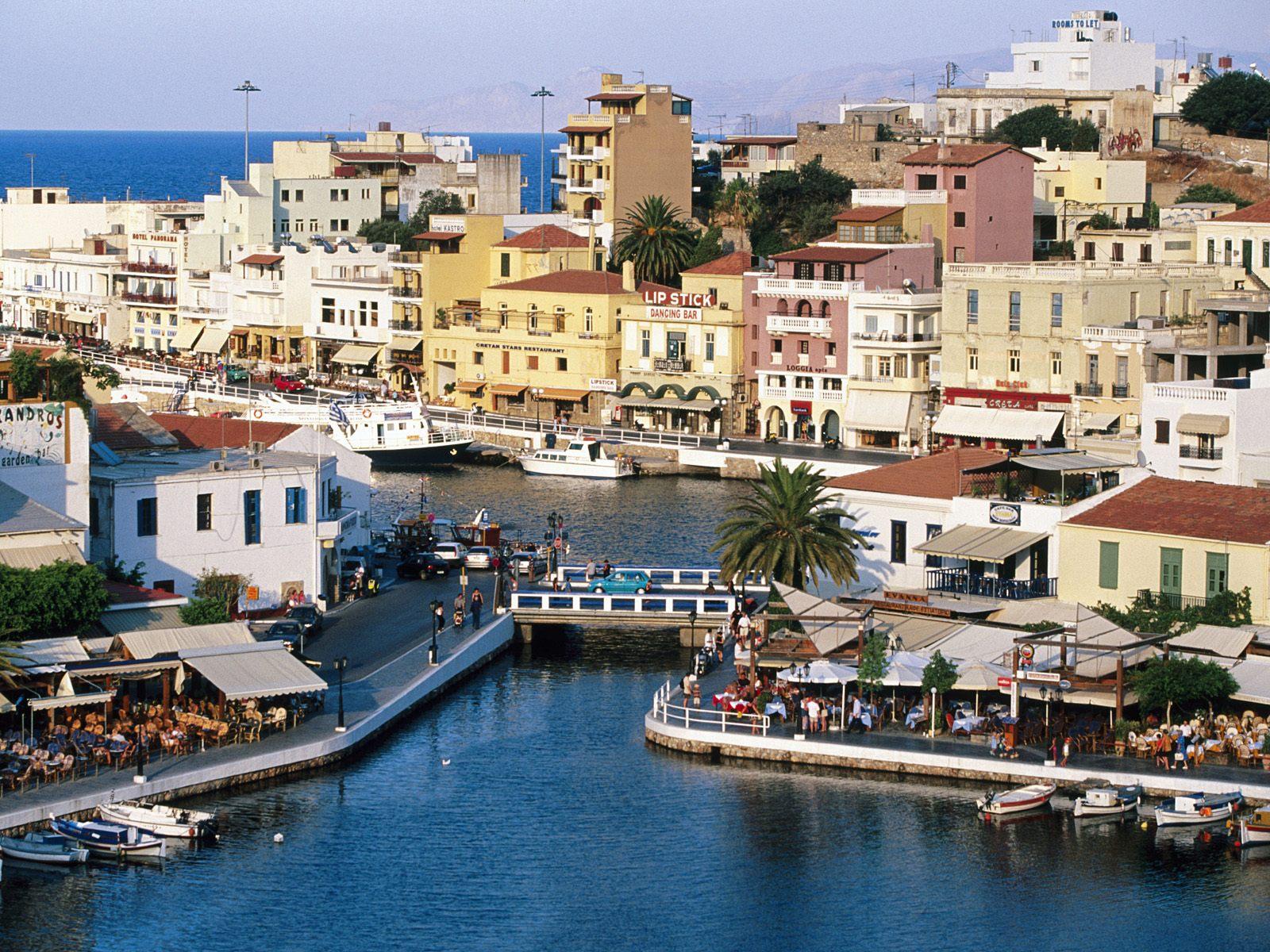 Vliegvakantie Kreta