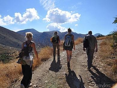 Wandelen Kreta